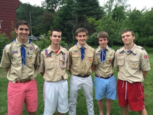 Troop 175 Leadership