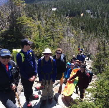 Troop 175 Returns to Tuckerman's Ravine