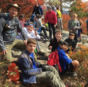 Troop 175 Hikes America's First Frontier