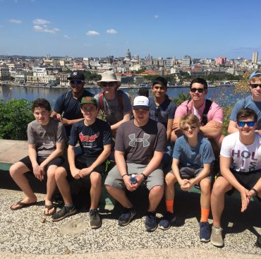 Troop 175 First American Scouts to visit Cuba in Fifty-seven years