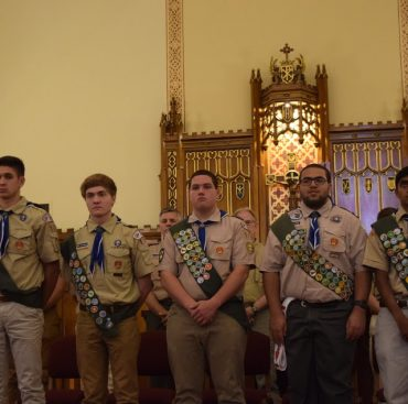 Troop 175 Welcomes Five New Eagle Scouts