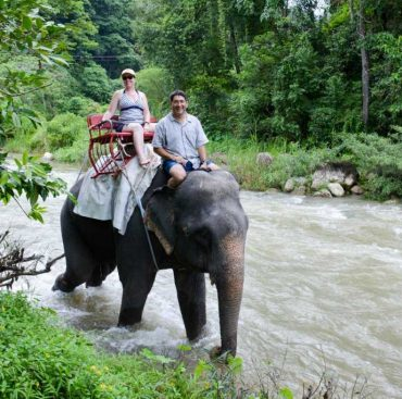 Simsbury's Boy Scout Troop 175 Explores Thailand