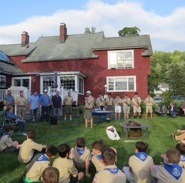 Year-End Troop 175 Picnic and Court of Honor a Success!
