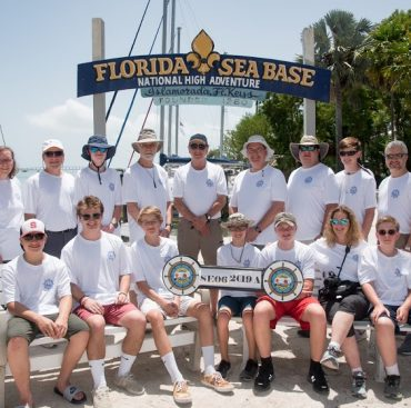 Troop 175's Florida Sea Base Adventure